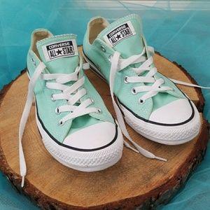 Mint Converse